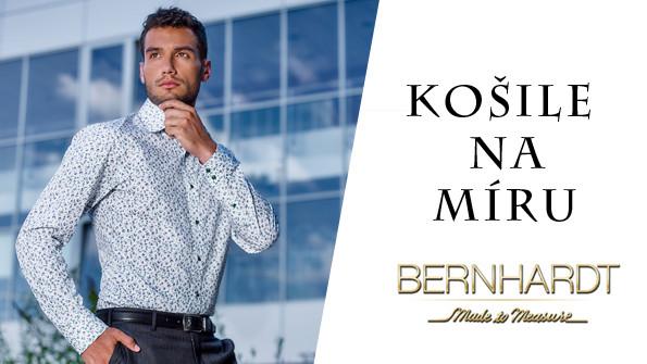 Košile na Míru Praha - made to measure - Reklama v Praze - propagační banner Praha na Dlani